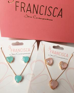 trocas francisca joias