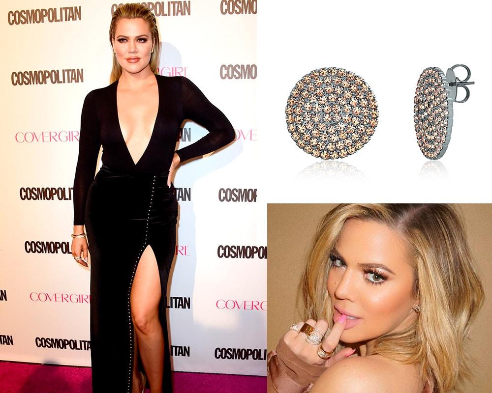 fotos de kourtney kardashian em eventos usando vestidos e anéis variados