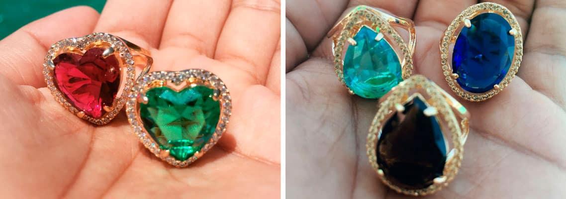 8dc43c39d28 Entenda porque investir em anéis com pedras pode ser essencial para obter  lucros nas revendas