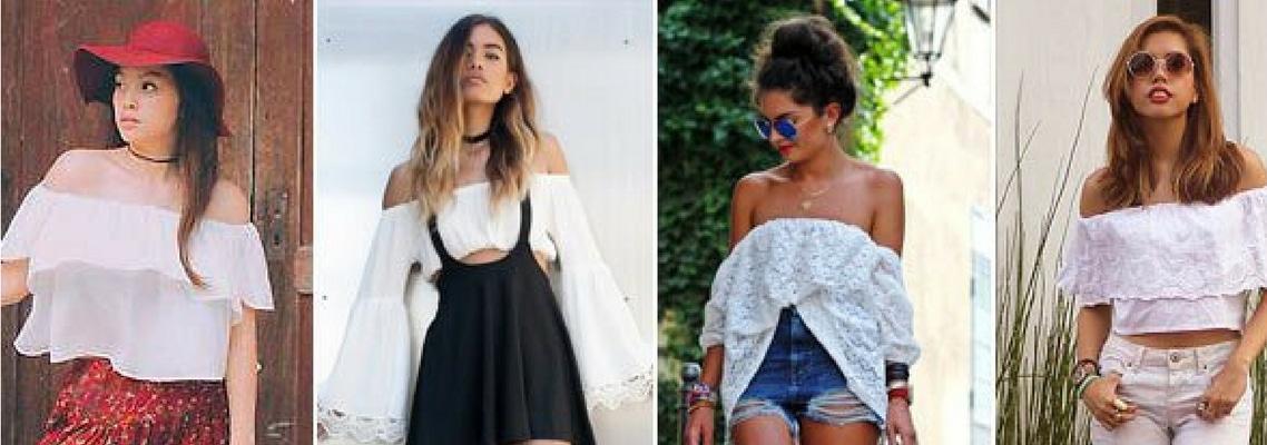 1dd7ab2af Acessórios perfeitos pra usar com blusa estilo ciganinha | Francisca Joias