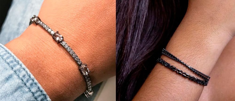 Looks de inverno com pulseiras