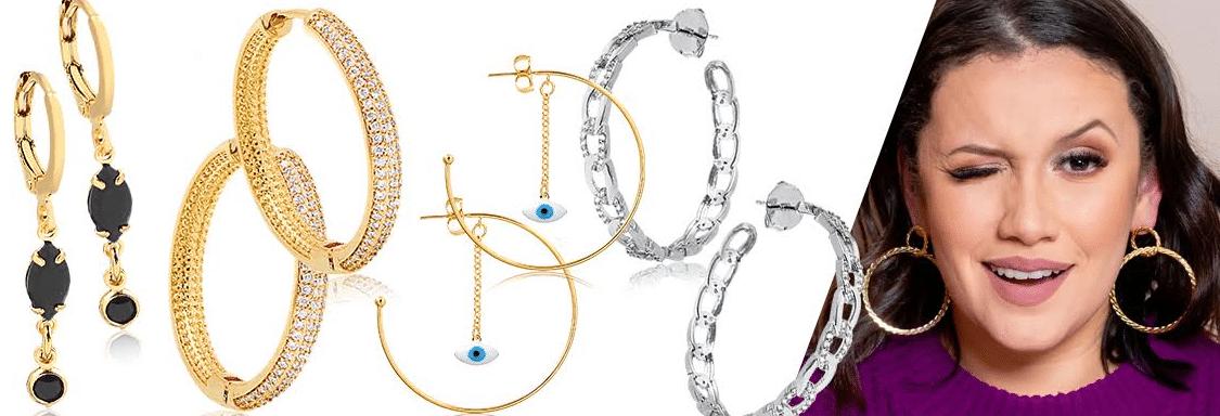imagens da coleção autêntica francisca joias