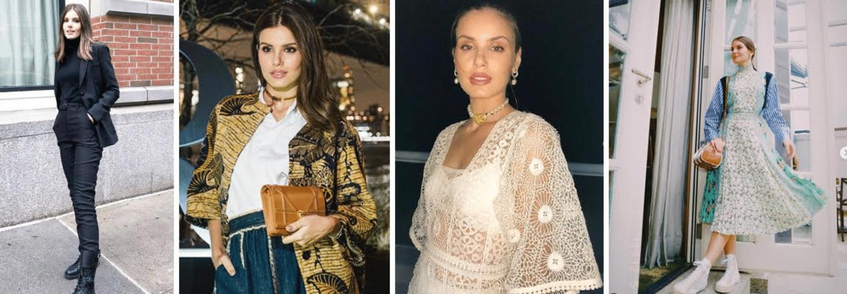 fotos da atriz camila queiroz com looks variados