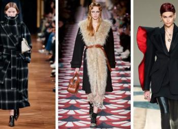 fotos diferentes de modelos trazendo o blazer para a semana da moda em paris